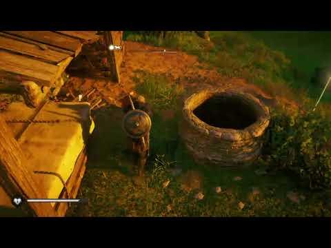 Assassin's Creed Valhalla - Maeldun Church Treasure PS4