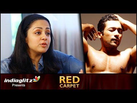 My next film is with Mani Ratnam : Actress Jyothika Interview | Magalir Mattum