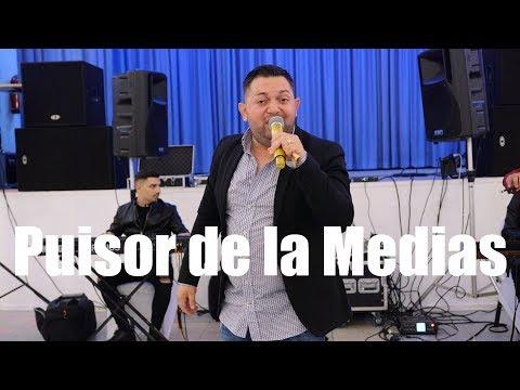 Puisor de la Medias , Colaj , Live Manele - Botez Lucian Germania * NOU *