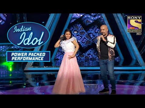 Vishal ने लगाए चार चाँद इस Performance में | Indian Idol | Power Packed Performance