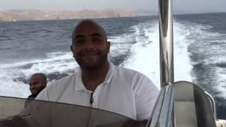 Hydrofoil Supported Catamaran - Oman