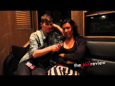 Matt and Kim Interview at SXSW 2013 (Part One)