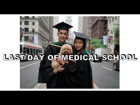 Last Day of Medical School | Senior Formal, Photoshoot, Last Week of Medical School Part 2