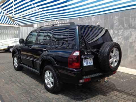2006 mitsubishi pajero 3 2 3 2d 3 2 d 3 2did 3 2 did gls 4x4 auto a t auto for sale on. Black Bedroom Furniture Sets. Home Design Ideas