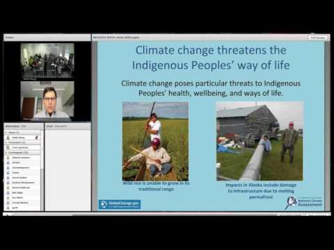 Third National Climate Assessment: Climate change impacts in the United States