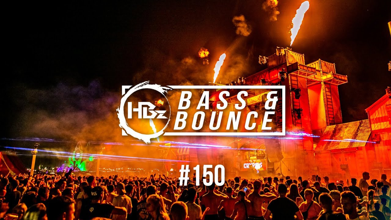Download HBz - Bass & Bounce Mix #150 (Oldschool Hands Up/Techno Remix Special)
