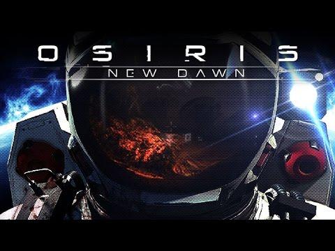 Osiris New Dawn - Exploring Alien Worlds