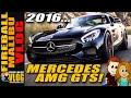 Explosive 2016 #MERCEDES AMG GTS of Destruction - FMV329