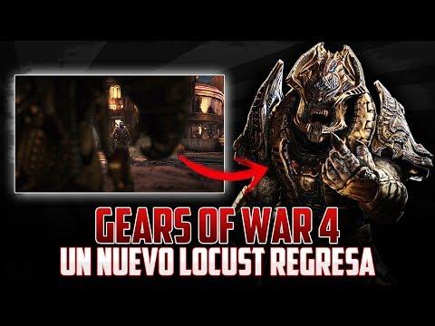 Gears of War 4 | Un Enemigo de Pasado regresará!!