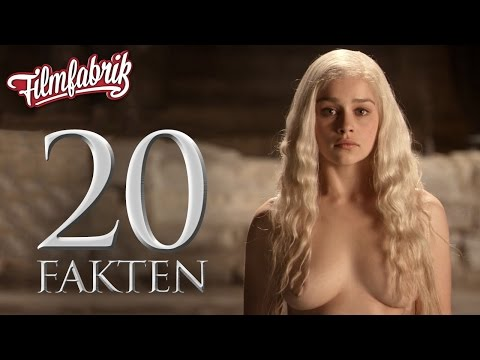 GAME OF THRONES: 20 kuriose Fakten! | SPECIAL