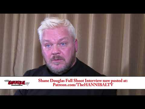 Shane Douglas shoots on The Kliq