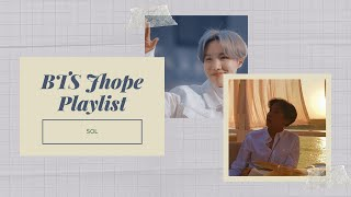 Fall in Love With Hobi   BTS Jhope Playlist 2020 ♡