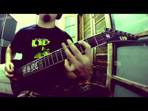 Sandblasted Skin - Guitar cover - BIAS FX