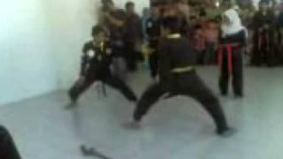 silat gerak melayu sejati 4 -Bukit Aman 17012009