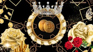 Golden Circle of Abundance - Eliminate Money Blockages - Blossoming of Prosperity, Health, PEACE