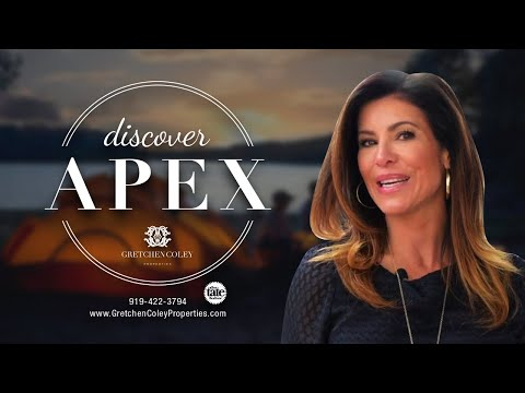 Discover Apex, NC