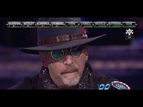 WSOP 2015 - Main Event FINAL TABLE, Day2 ep2/2. HD