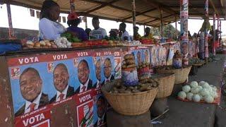 Mozambique Braces for Election