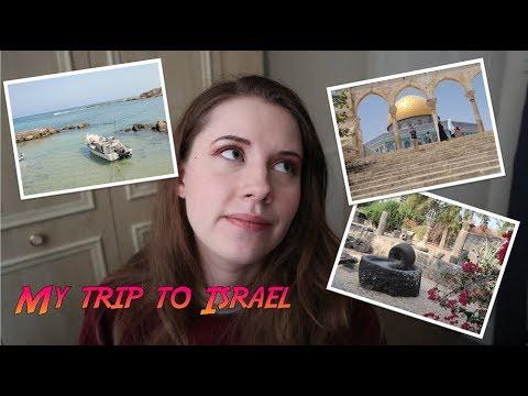 My Trip to Israel
