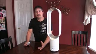 (Fake Dyson Like) Bladeless Fan Long Term Update Review Found @ Ebay & Wish, Cheap Dyson Alternative