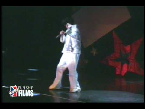 Elvis Carberry  On The Carnival Pride