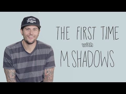 The First Time with M. Shadows   Rolling Stone