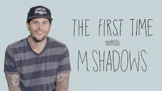 The First Time with M. Shadows | Rolling Stone