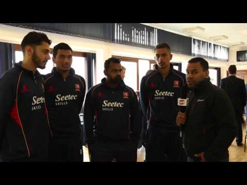 Essex Country Cricket | Press Day