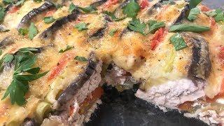Как приготовить вкуснейший РАТАТУЙ с Мясом.
