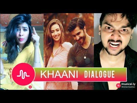 Khaani  Dialogues Musical.lys | Feroze Khan | Sana Javed | Khaani OST