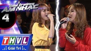 THVL | Đấu trường âm nhạc - Tập 4[1]: Khung Trời Ngày Xưa - Kim Thành, Như Thùy