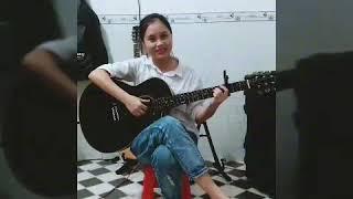 We were in love - T-ara ft Davichi - guitar cover