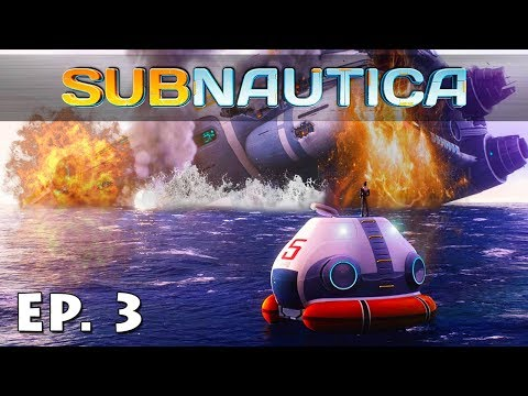 HOW are we supposed to get home NOW? - Subnautica Episode 3