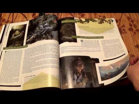 ASMR - Page turning - #10 - Game Magazine - no talking