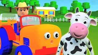 Old MacDonald tinha uma fazenda   compilação   crianças rima   Old Macdonald   Baby Song   Kids Song
