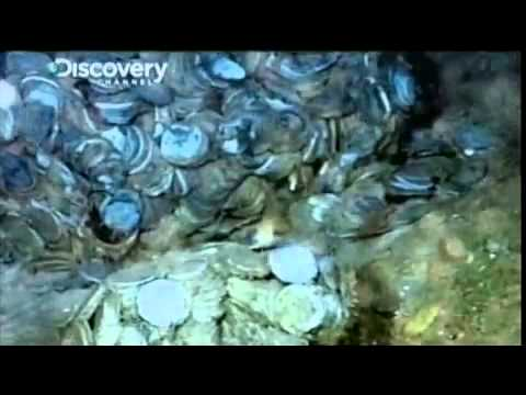 A half-billion dollars worth of gold and silver coins leaves