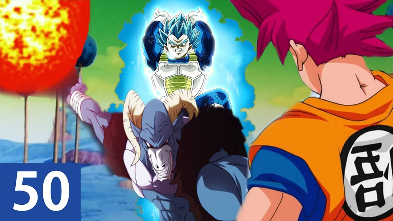 Dragon Ball Super Manga Chapter 50 Quick Review Moro 3rd Wish Revealed