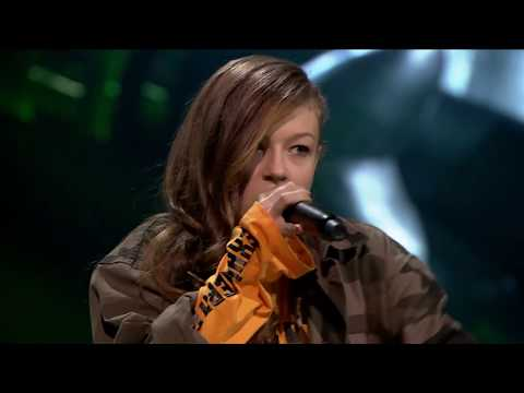 "Zuzia Jabłońska – ""Believer"" – Finał – The Voice Kids Poland"