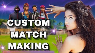 3RD ZONE SCRIMS || Custom Matchmaking (NA-EAST) SOLOS / DUOS / SQUADS - Fortnite Live