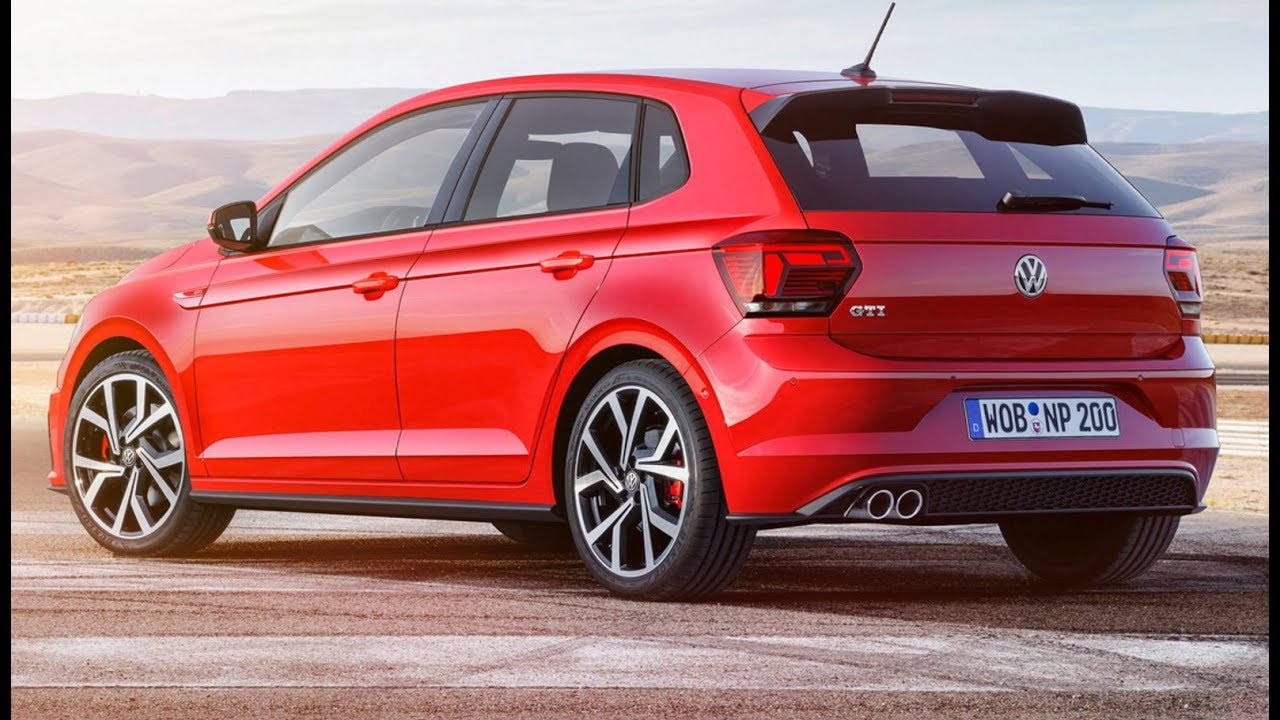 2018 Volkswagen Polo Gti 200hp The Perfect Small Sports Car Youtube