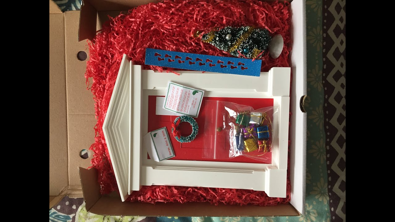 & Elf on the shelf; magical door review - YouTube