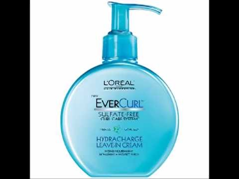 L'Oreal Paris Hair Expertise EverCurl Hydracharge Leave in ...