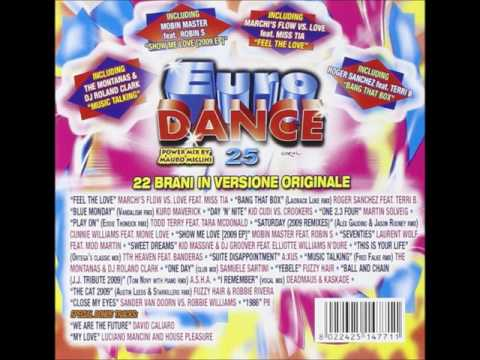 Euro Dance 25