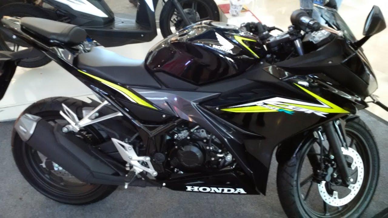 Sekilas all new cbr 150r nitro black