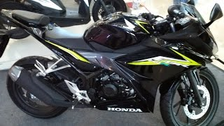 Sekilas All New CBR 150R Nitro Black