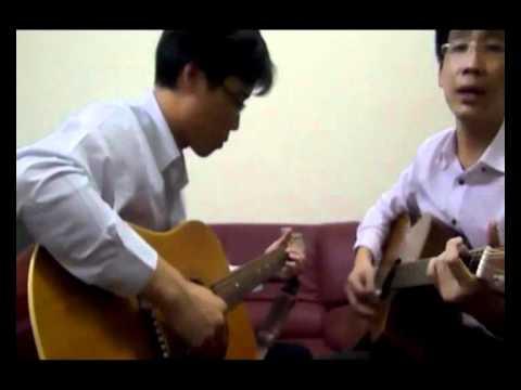 Praise The Father, Praise The Son - Chris Tomlin Cover (Daniel Choo)