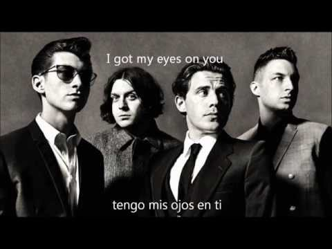 Arctic Monkeys- Hold On, We're Going Home (Drake) Subtitulada Español-ingles