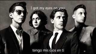 Arctic Monkeys- Hold On, We