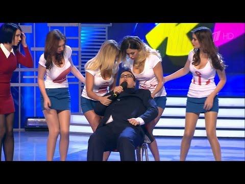 КВН Сборная Мурманска - 2015 Высшая лига Четвертая 18 Приветствие