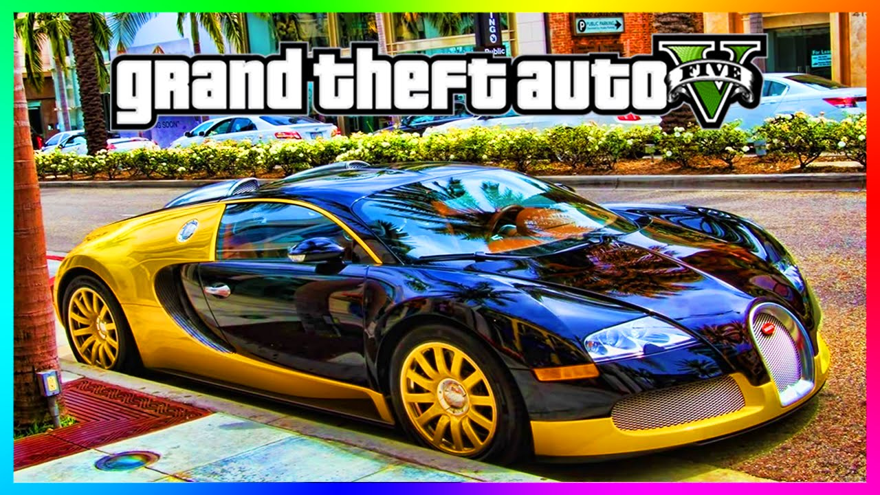 GTA 5 Online - Vehicle Trading, Marketplace & Dynamic Car Economy Concept Ideas! (GTA 5 Gameplay